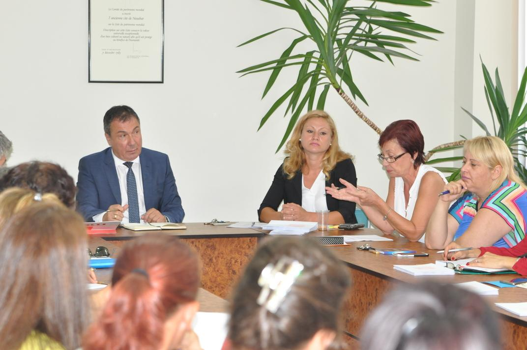 Образователните институции на територията на община Несебър отчетоха готовност за начало на учебната година