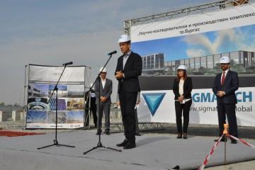 Бургас ще се сдобие с научно-производствен комплекс за компоненти на самолетни двигатели