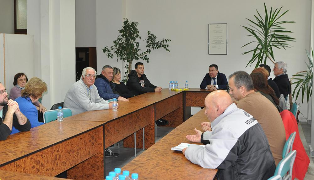 """Кметът на Несебър обсъди с граждани реконструкцията на улица """"Хан Крум"""""""