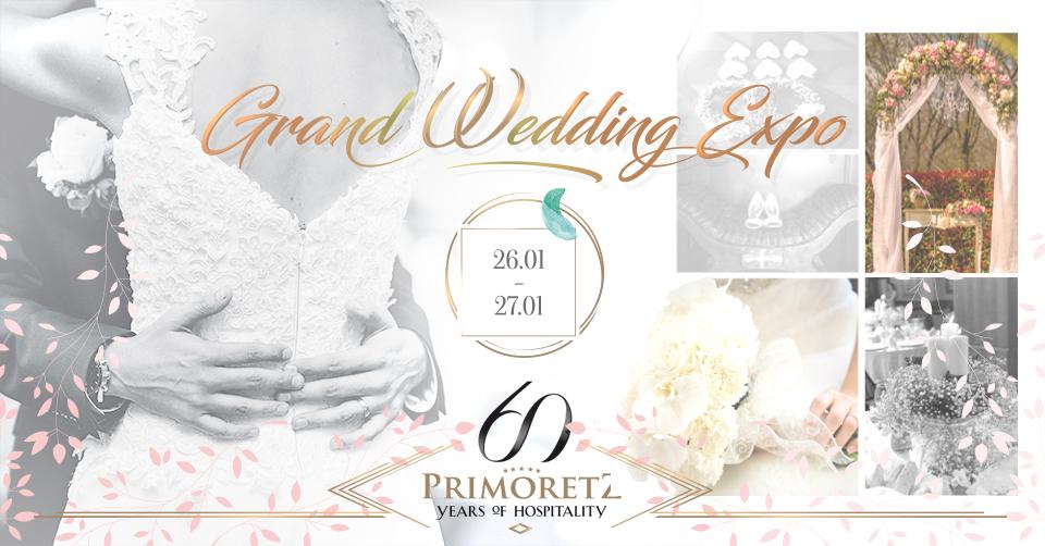 Сватбено изложение в Гранд Хотел и СПА Приморец