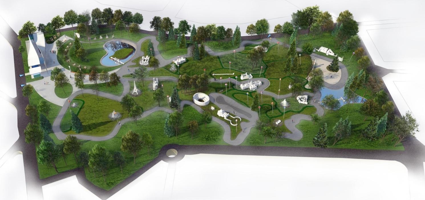 """Изтече срокът за обществено обсъждане на проекта за парк """"Европа"""""""