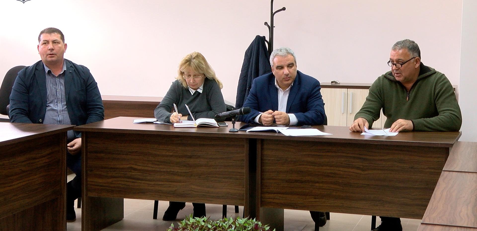 Състояха се обществените обсъждания на проектобюджет 2019  в съставните селища на Община Несебър