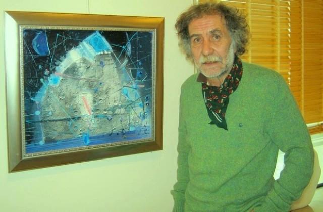 Живко Иванов празнува Ивановден с изложба в Бургас