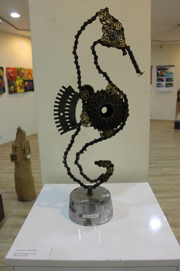 Студенти от НХА показват свои творби в Казиното