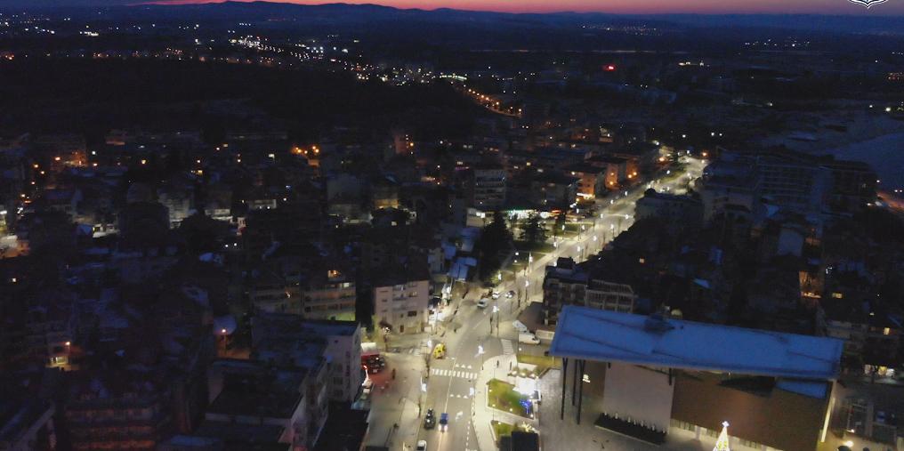 """Приключи етап от модернизацията на улица """"Хан Крум"""" в Несебър"""