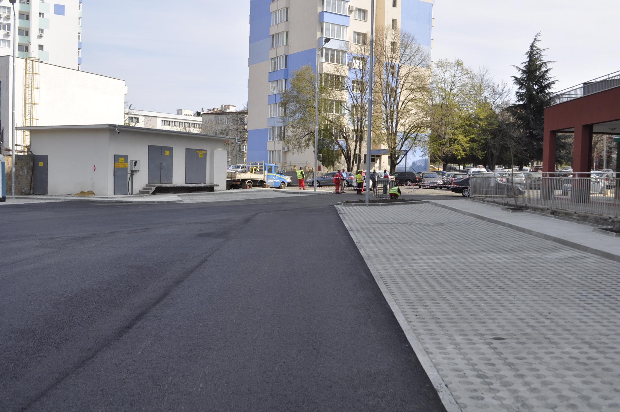 Два нови безплатни паркинга в Бургас