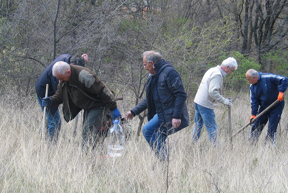 Отбелязаха 140 години история и традиции в грижата за бъдещето на гората в Несебър
