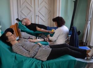 Мобилен екип проведе кампания за кръводаряване в Бургас