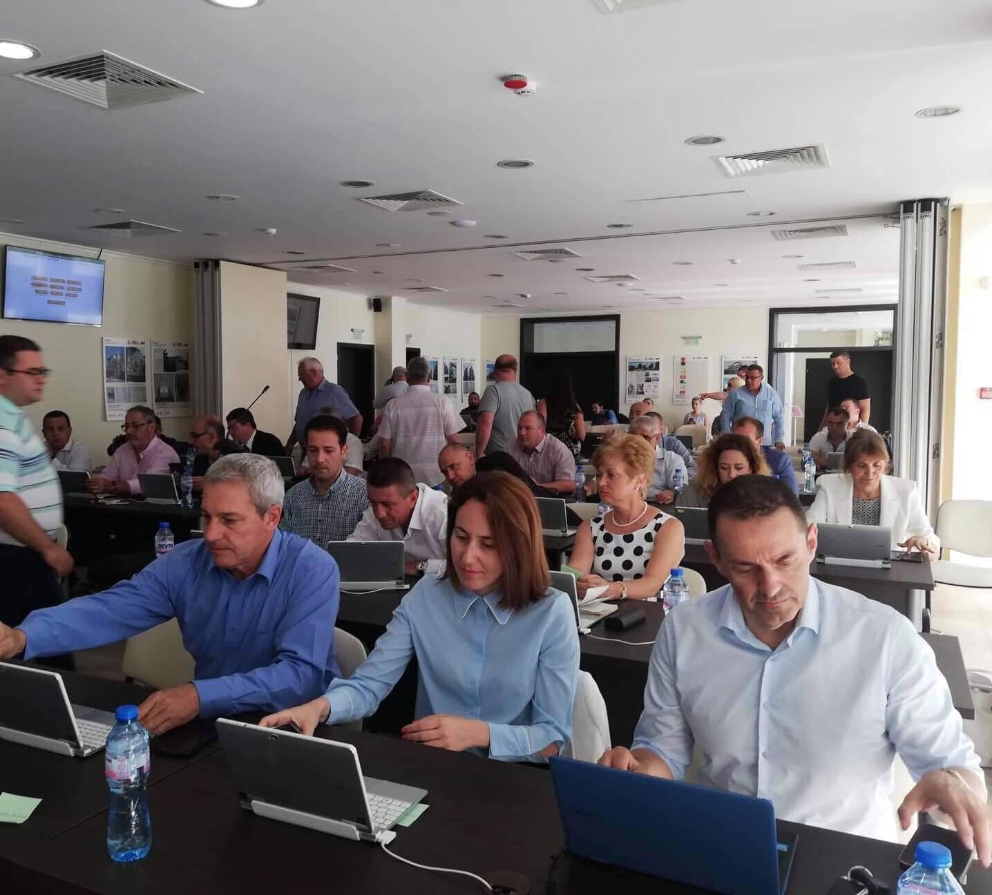 Общинският съвет подкрепи спортни събития и талантливи бургаски състезатели