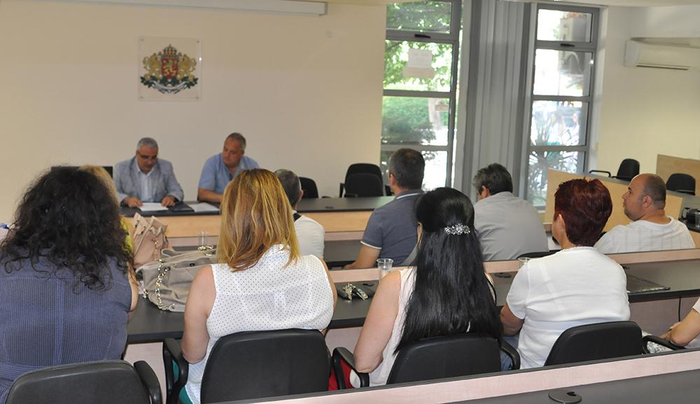 Състоя се обществено обсъждане на отчета на бюджет`2018 на община Несебър