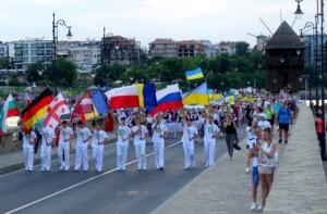 """Международният фестивал """"Слънце, радост, красотa"""" стана на 20 години"""