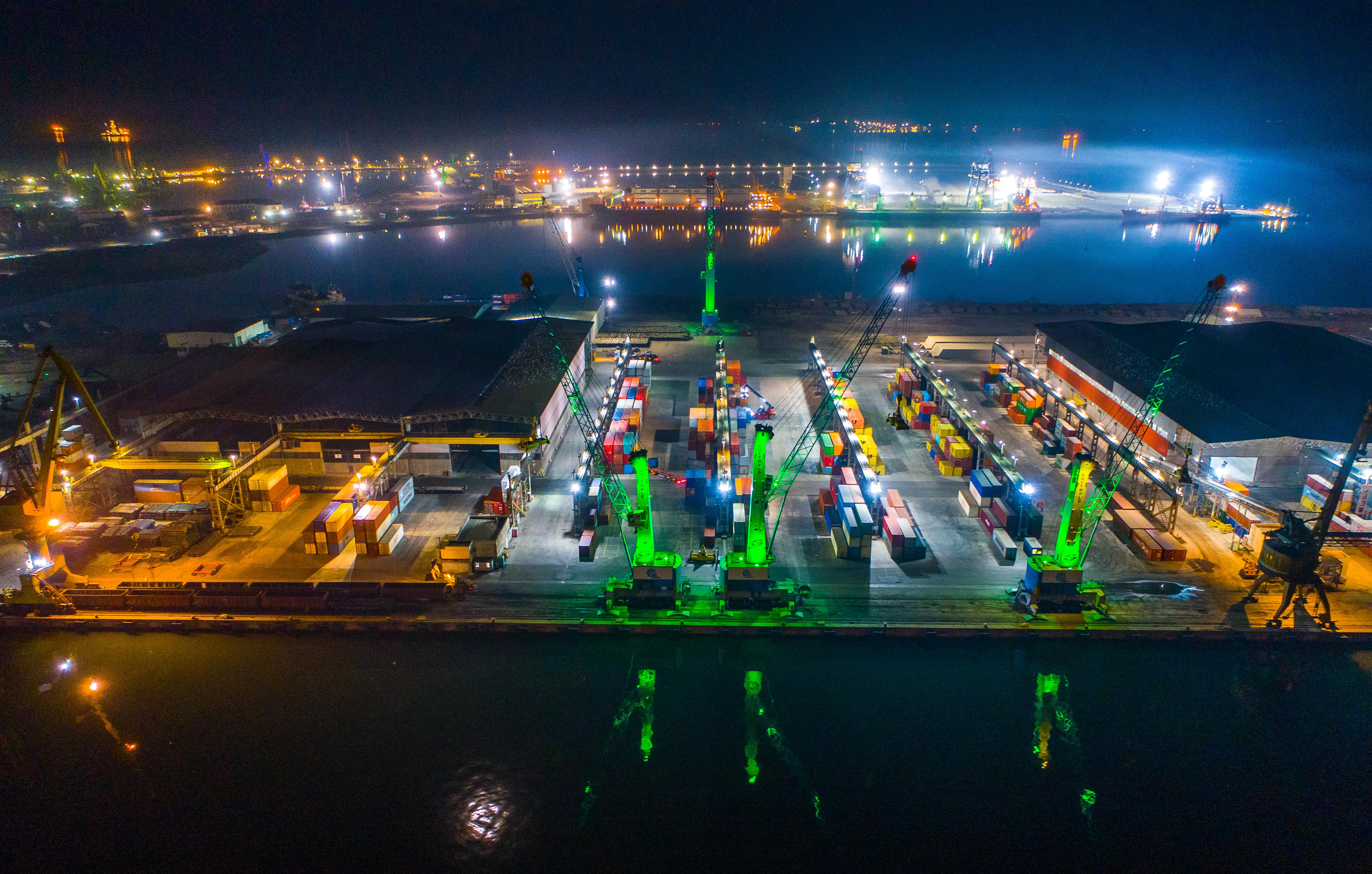 БМФ Порт Бургас домакинства на Федерацията на европейските частни пристанищни терминали и стефадорски компании  Fеport