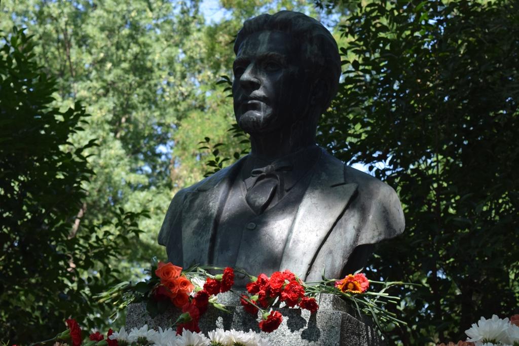 Бургас отбелязва 182 години от рождението на Васил Левски