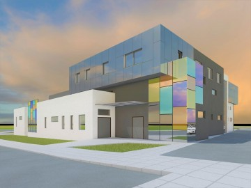Предвижда се изграждане на Младежки център и парк с амфитеатър в Меден Рудник