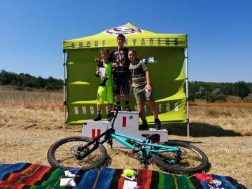 Бургазлия стана шампион по планинско колоездене