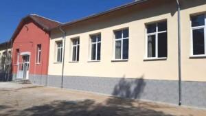 Училището в Ново Паничарево придоби нов облик