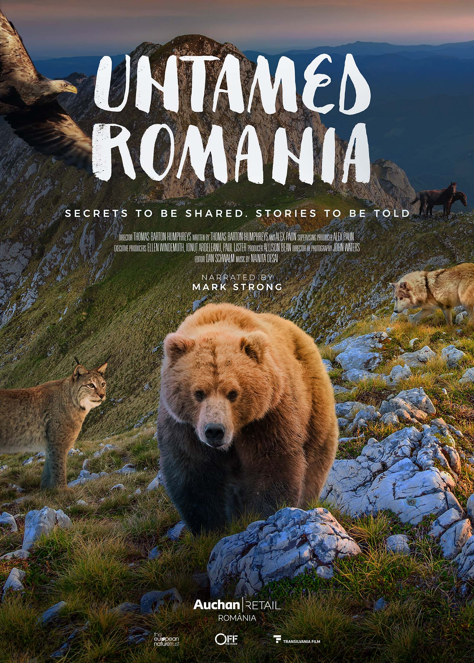 "Представят филма ""Untamed Romania"" в Бургас"