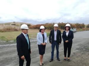 Димитър Германов и Ивелина Василева дадоха старт на ново кръстовище в Приморско