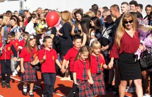 Несебърското училище посрещна учебната година изцяло обновено