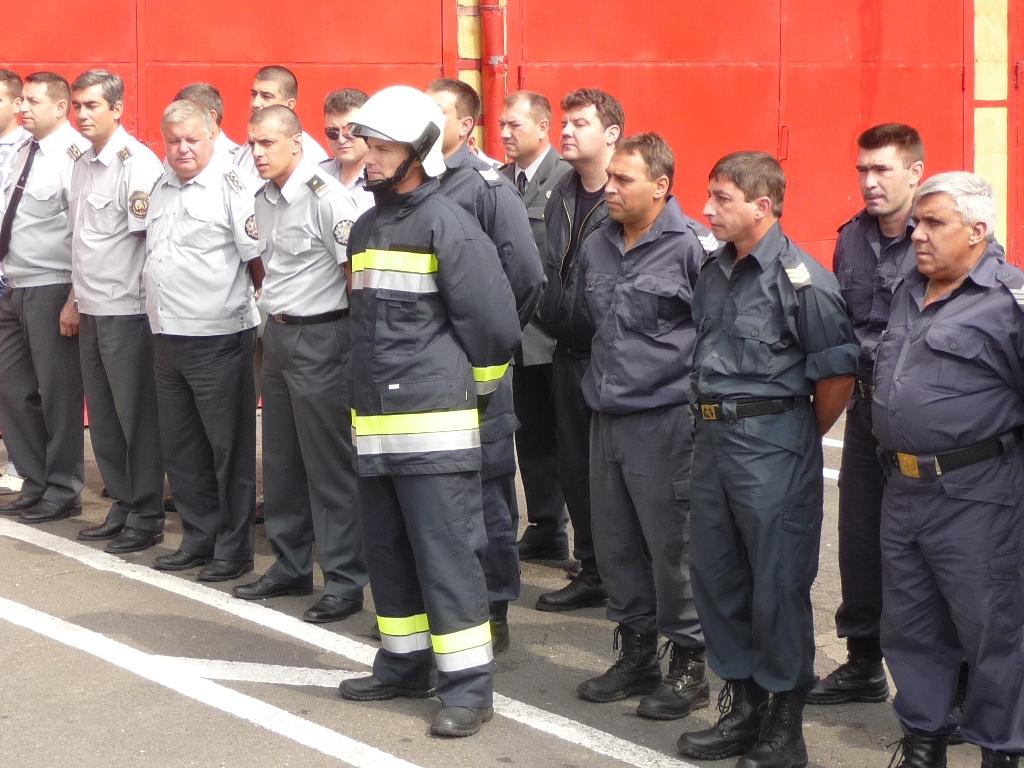 114 години пожарна безопасност в България