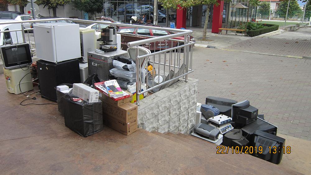 Община Несебър отчете резултатите от есенната кампания за събиране на негодни за употреба електрически уреди