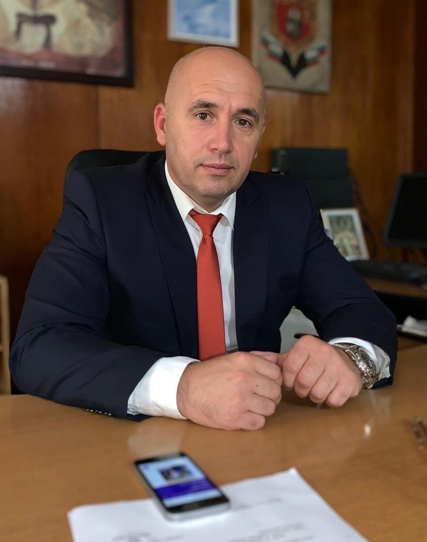 ОДМВР-Бургас има нов директор