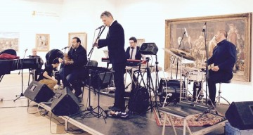 """Теодосий Cпасов ще зарадва със свои изпълнения публиката на джаз фестивала """"Жълтите павета"""" довечера"""