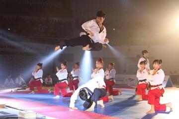 Топ елитни бойци 7 и 8 дан от Южна Корея със зрелищно шоу в Бургас