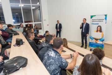 Скейл Фокус академия официално отвори врати в Бургас