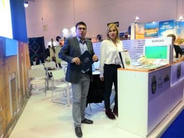 Бургас участва в най-голямото туристическо изложение – World Travel Market в Лондон