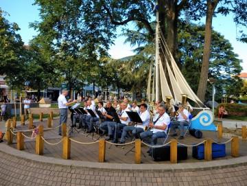 Бургаският духов оркестър ще свири филмова музика в петък