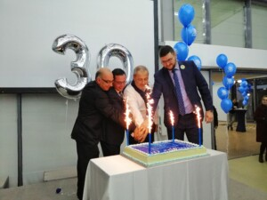 СДС-Бургас отбеляза 30-годишнина