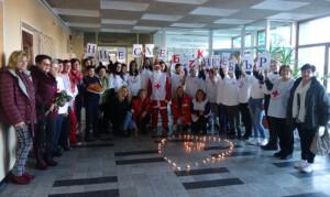 БЧК- Несебър отбеляза Деня на доброволеца