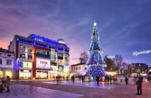 ТРИА Сити Център открива празничен сезон 2019