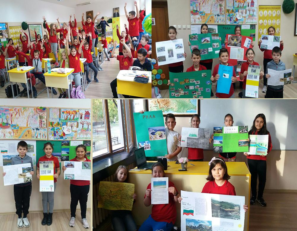 Малки и големи ученици от несебърското училище показаха иновативни проекти