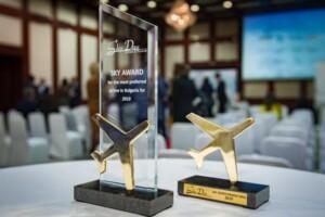 Bulgaria Air отново спечели голямата награда за авиокомпания на годината на Sky Awards 2019