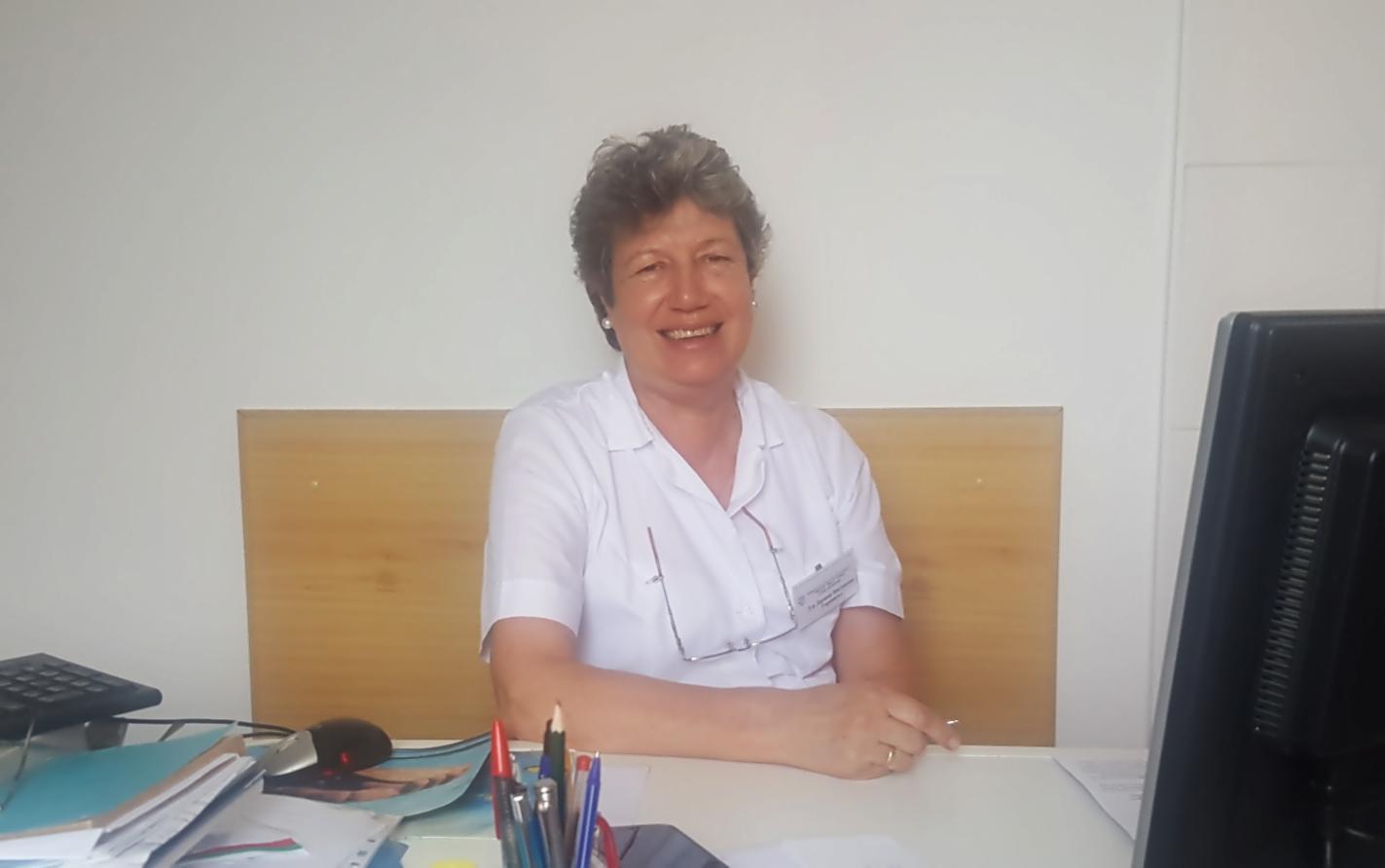 """Д-р Цветанова: """"Египетският кален плаж"""" очарова пациентите на """"ВИТА"""""""