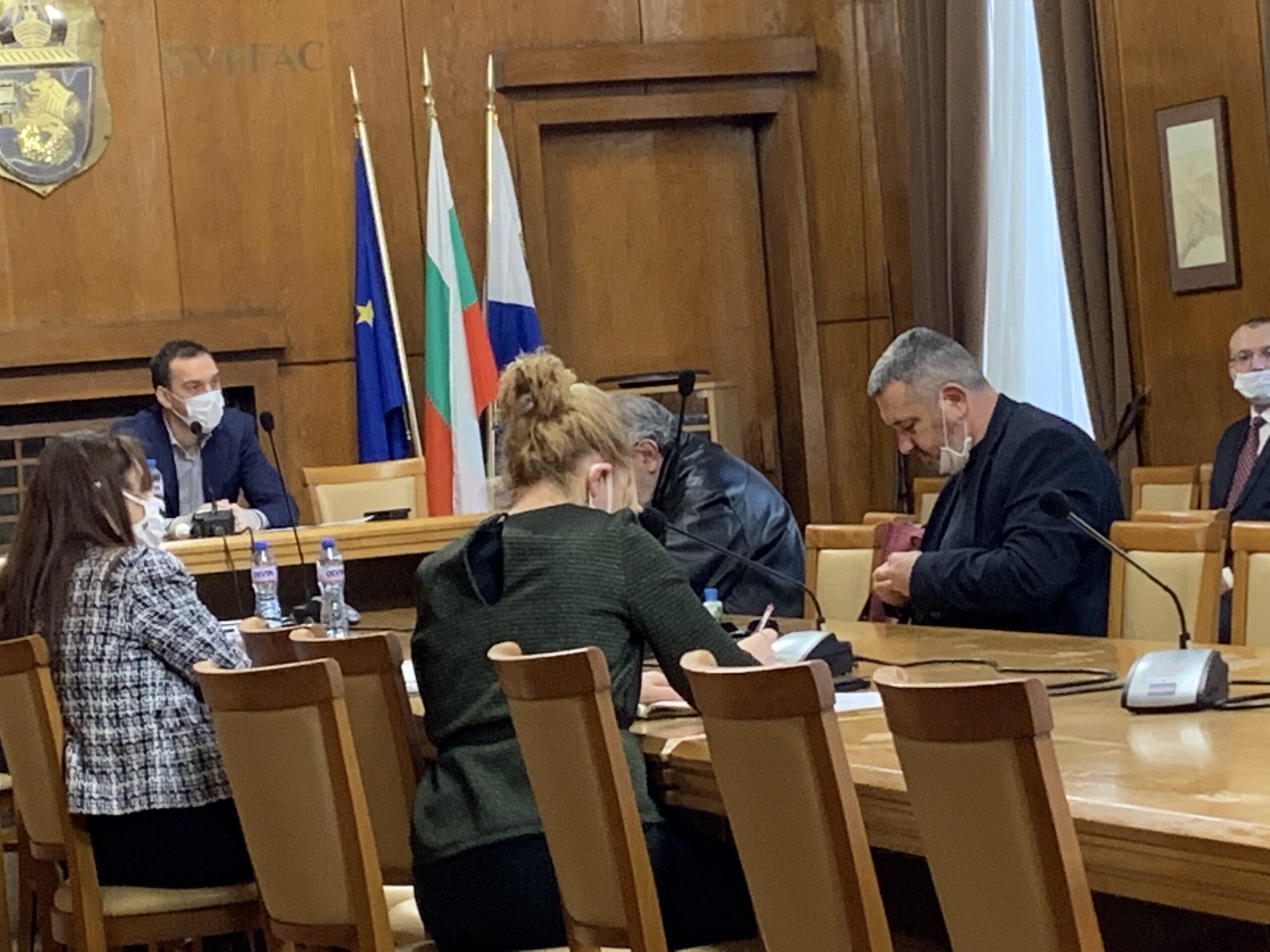 Започна тестването на спешните едици в Бургас