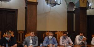 Областният управител Вълчо Чолаков поиска затягане на мерките на територията на област Бургас