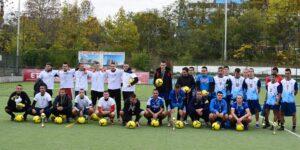 """Отборът """"Аутсайдерите"""" спечели купата на БМФ Порт Бургас за 2020 г."""