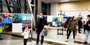 """Шест изложби могат да бъдат разгледани в залите и фоайетата на """"Флора"""" и НХК този месец"""
